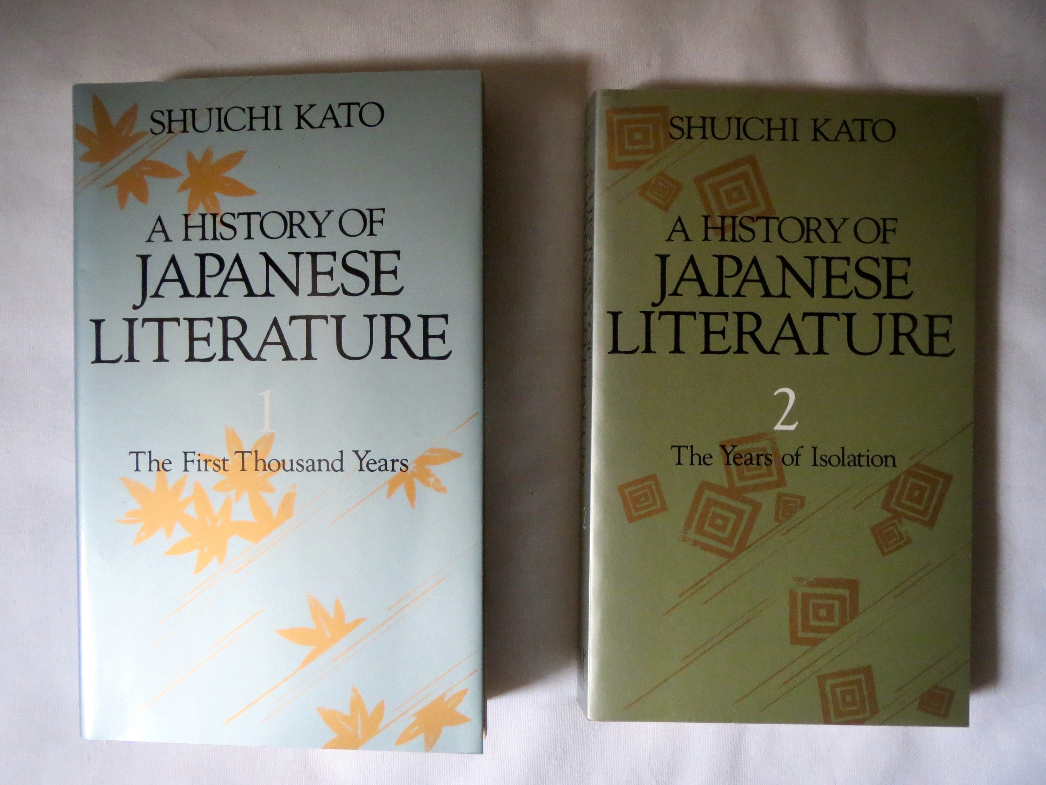 literature of japan