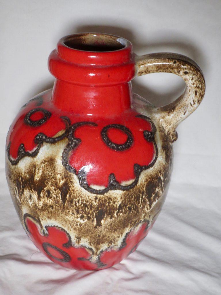 Vintage jugvase marked 48638 w germany vees cave reviewsmspy